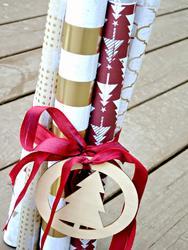 Tinsel  & Company Ornament - STROM - 3