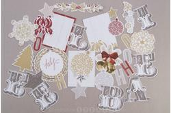 Tinsel  & Company Ephemera Cardstock Die-Cuts - 3