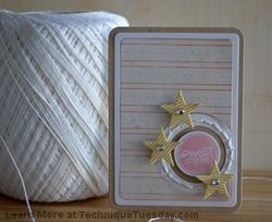 Magic Circle Die Card - 3