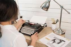 Typecast Typewriter WeR - black - 3