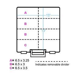 ArtBin - Super Satchel Double Deep Box - 4