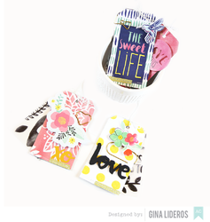 """Better Together Paper Pad 12""""x12"""" - 4"""