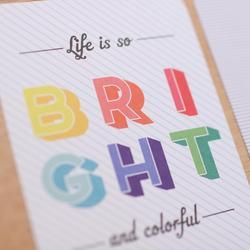 Bright & Bold Core Kit - 4