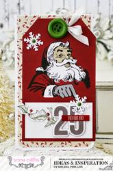 Candy Cane Lane Cardstock Tags 20 pkg - 4