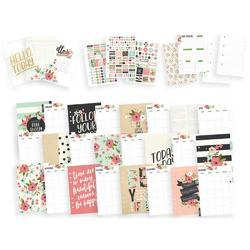 Carpe Diem A5 Planner Boxed SET Cream Blossom - 4