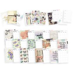 Carpe Diem A5 Planner Boxed Set Grape - 4