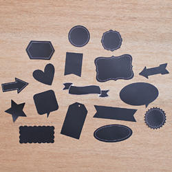 Chalkboard Value Kit - 4
