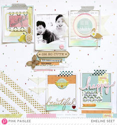 Citrus Bliss Instagram Cards 4x4 24 pkg - 4
