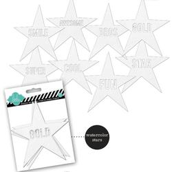 Color Magic Resist Stars 8 pkg - 4