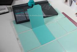 We R Envelope Punch board - 4