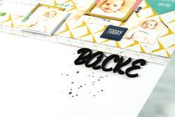 Felicity Foam Alpha Stickers - 4