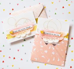 """Felicity Word Stickers 4""""x6"""" 2 sheets - 4"""