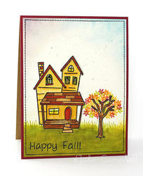 Happy Haunting Clear Stamps - 4