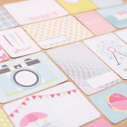 Happy Place Core Kit - 1/2 originální sady - 4