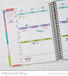 Laina Lamb Designs Planner Basics Stamps - 4