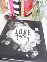 Memory Planner Love Today - Large - 4