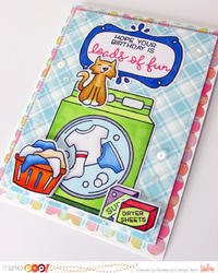 Loads Of Fun Clear Stamps - 4