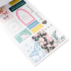 Designer #Sticker Book Maggie Holmes w/Gold Foil - 4