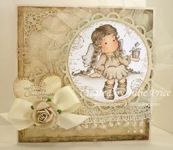 Magnolia - A Little Gift Tilda - 4