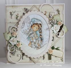 Magnolia - Tilda w/Little Rudolph - 4