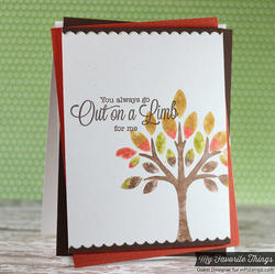 """Out On A Limb Stamps 4""""x6"""" - 4"""