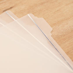 Project Life® Planner Tabbed Dividers 6x8 4pkg - 4