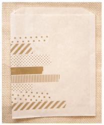 "Shape 'n Tape Washi Sheets Gold 6""x12"" 5/Pkg - 4"
