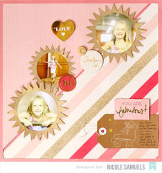 Shimelle Accent & Phrase Sticker Book 8 pages - 4