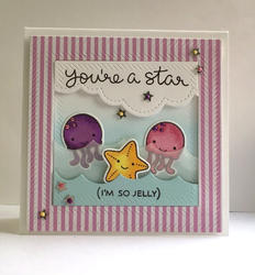 So Jelly Clear Stamps - 4