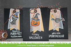 Spooktacular Clear Stamps - 4