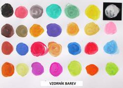 Vodové barvy - 4