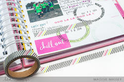 Color Fresh Memory Planner Magnetic Stamp - 5