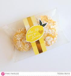 Citrus Bliss Ephemera Die-Cuts - 5