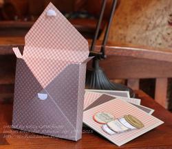 Envelope Punch board - 5