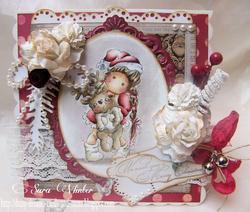 Magnolia - Tilda w/Little Rudolph - 5