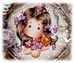 Magnolia - Violet Tilda - 5