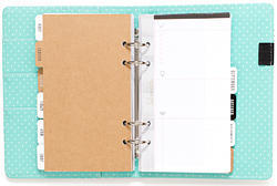 Memory Planner - Personal Boxed Kit - 5