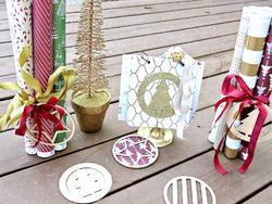 Tinsel  & Company Ornament - HVĚZDA - 5