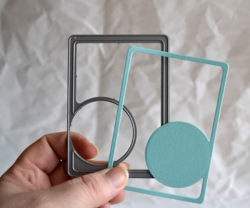Magic Circle Die Card - 5