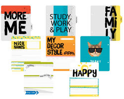 All About Me Project Life® Insert Pages & Dividers 6x8 - 6
