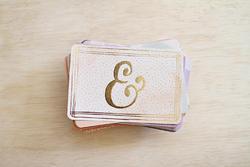 Charming Core Kit - 1/2 originální sady - 6