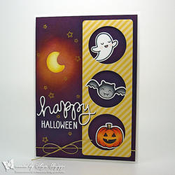 Spooktacular Clear Stamps - 6
