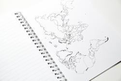 Cestovní deník – WATERCOLOR (A5) - 7